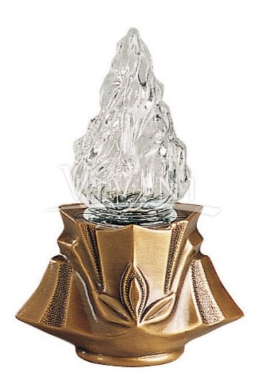Lampka Na Nagrobek Model Barocco Lampka Elektryczna Wazony